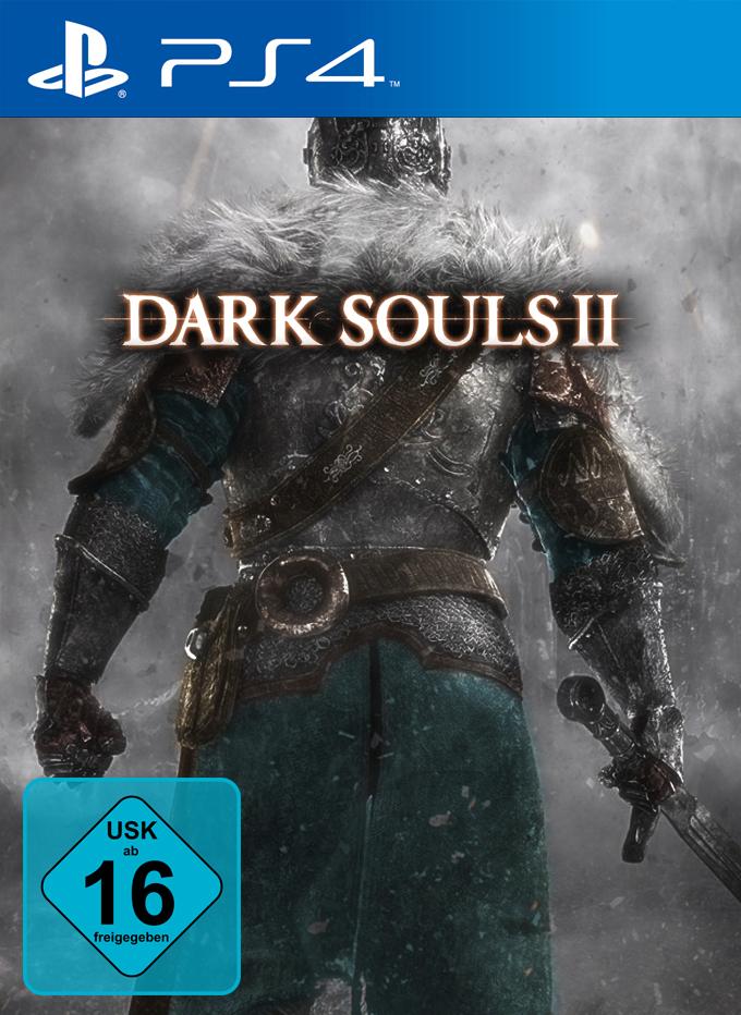 Dark Souls II - Gewinner des Publikumpreises DCP 2015