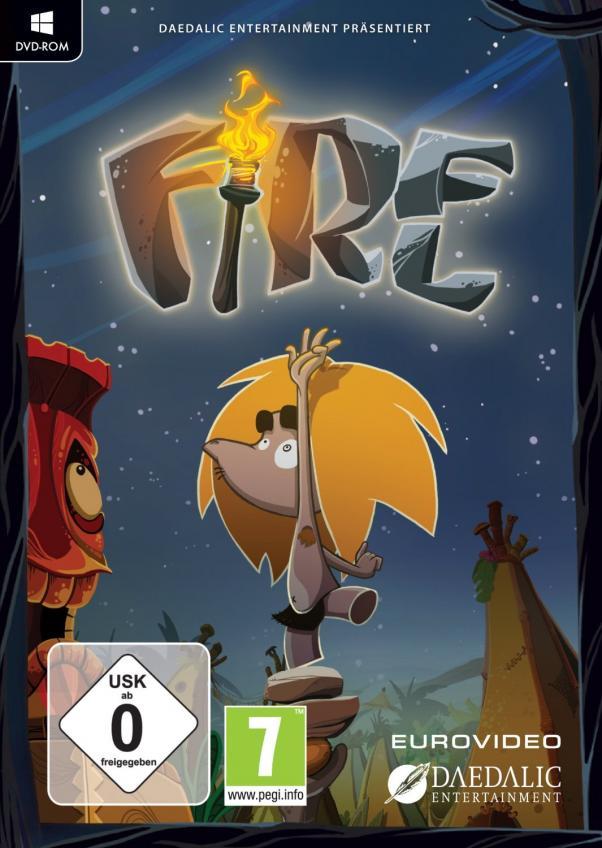 Fire - Bestes Kinderspiel beim Deutschen Computerspielpreis 2015
