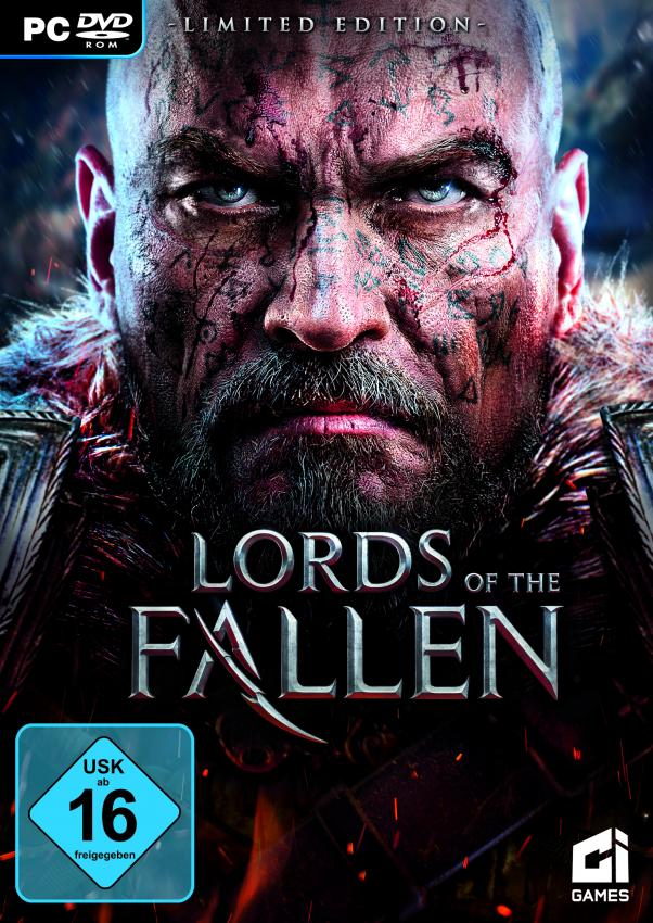 Lords of the Fallen - Bestes Deutsches Spiel beim DCP 2015