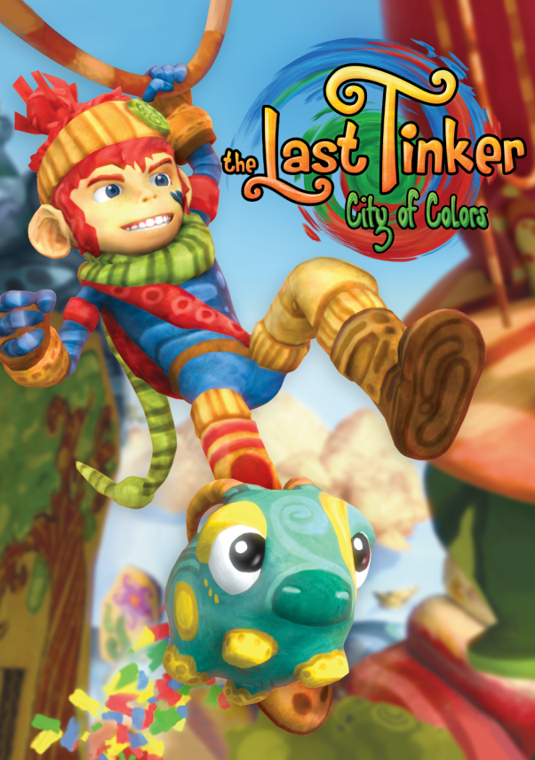 The last tinker: City of Colors - Gewinner Bestes Gamedesign beim Deutschen Computerspielpreis 2015