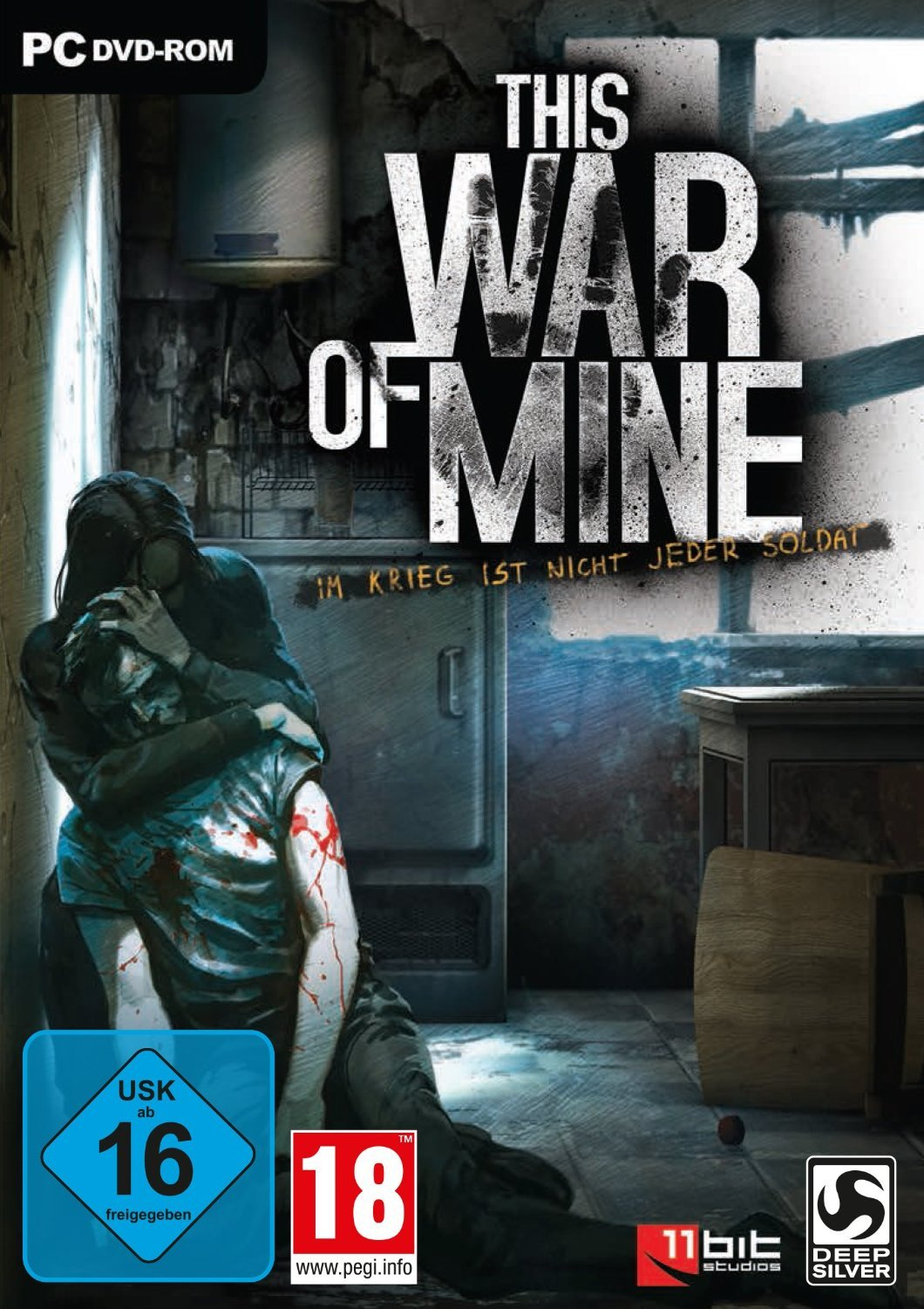This War of Mine - Bestes internationales Spiel beim DCP 2015