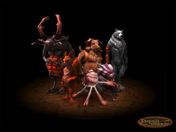 Bestes Serious Game beim DCP 2015: Utopolis - Aufbruch der Tiere