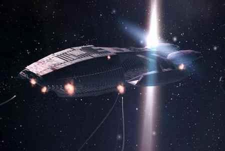 Battlestar Galactica Grafik