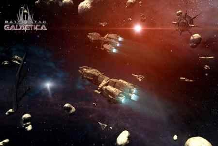 Battlestar Galactica Kampf