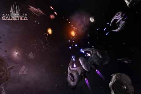 Battlestar Galactica MMORPG