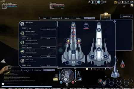 Battlestar Galactica Raumschiff