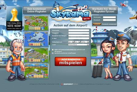 Skyrama Cover