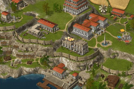 Grepolis Gameplay
