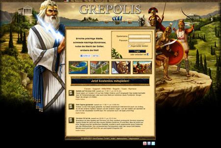 Grepolis Stadt