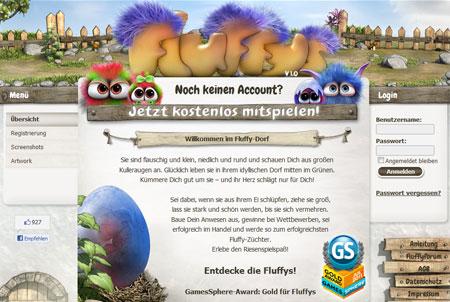 Fluffys kostenlos im Internet spielen auf kostenlosspielen.net