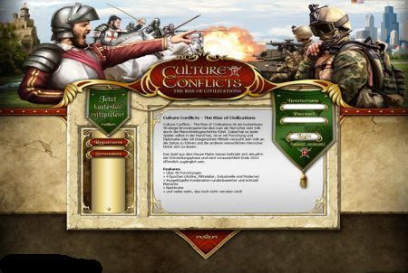 Culture Conflicts Quest