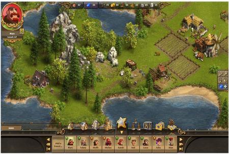 Die Siedler Online Gameplay