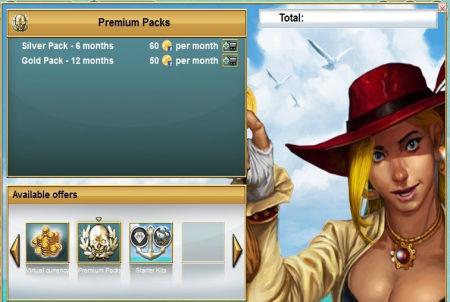 Pirate Storm Premium