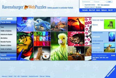 Puzzle Online Kostenlos Ravensburger