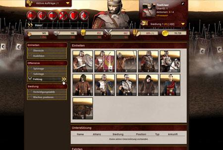 Gladius Bellum Gameplay