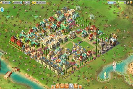 Rising Cities Gameplay