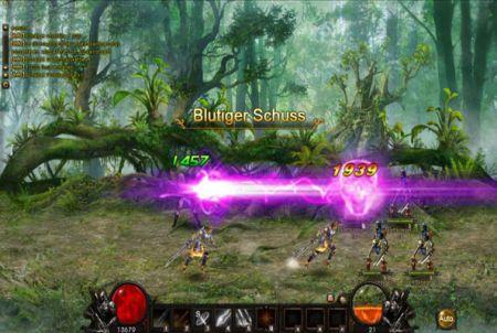Das Kampfsystem von Demon Slayer