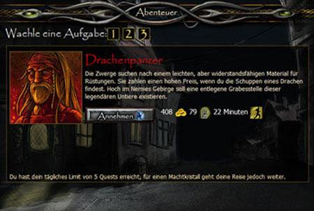 gondal das online fantasy browsergame