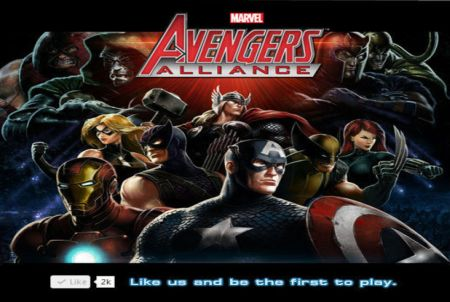 Marvel Avengers Alliance Cover
