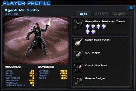 Marvel Avengers Alliance Online Rollenspiel