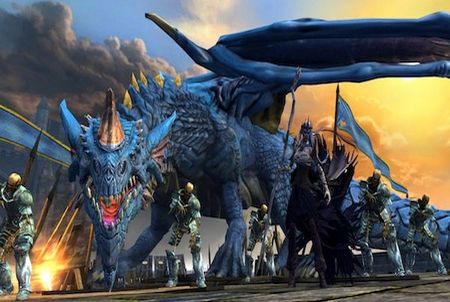 Dungeons & Dragons Neverwinter Drache
