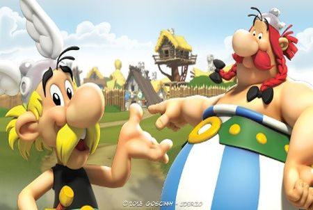 Asterix & Friends Cover