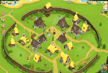 Asterix & Friends Dorf