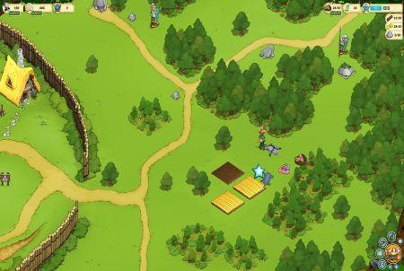 Asterix & Friends Simulation