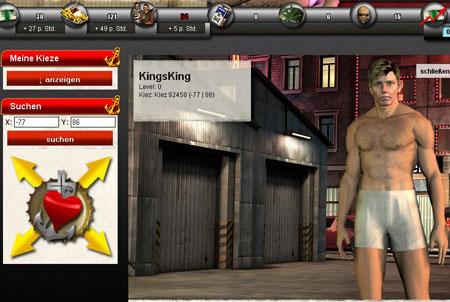 Kiez King Charakter
