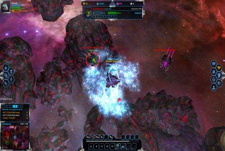 Andromeda 5 Charakter