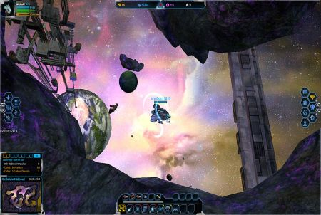 Andromeda 5 Gameplay