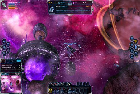 Andromeda 5 Raumschiff