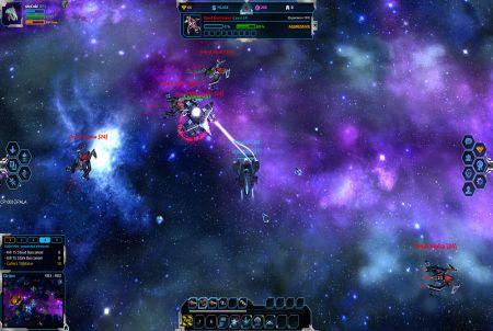 Andromeda 5 Browsergame