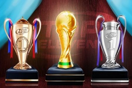Top Eleven Pokale