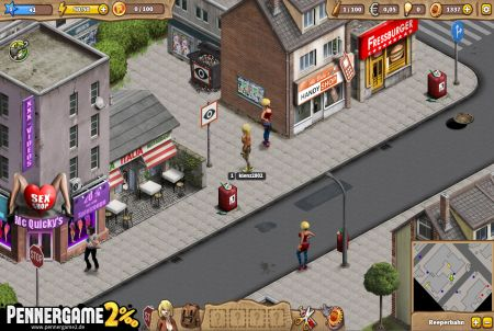 Pennergame 2 Promille Stadt
