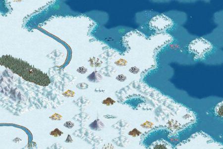 Wege der Geschichte Antarktis