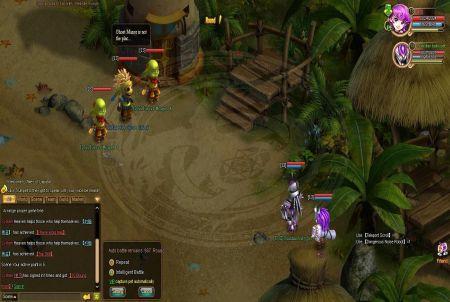 Tales of Solaris Online-Rollenspiel
