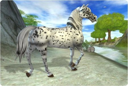 Star Stable Pferd
