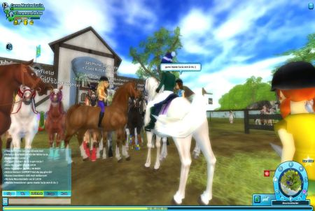 Star Stable Spieler