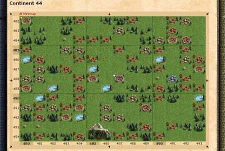 KingsAge Map