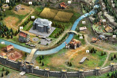 KingsAge Weltkarte