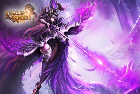 League of Angels Archer