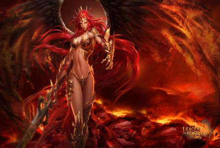 League of Angels Hot