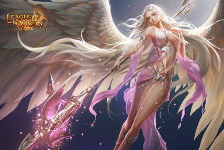 League of Angels Wallpaper