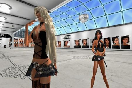 Second Life Chicks