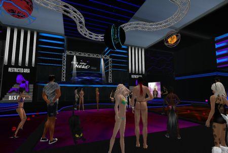 Second Life Club