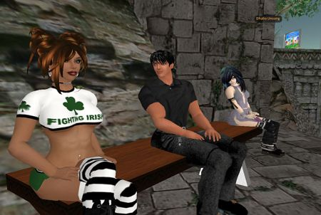 Second Life Flirt