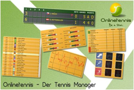 Onlinetennis Cover