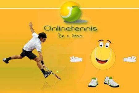 Onlinetennis Game