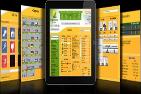 Onlinetennis Screenshot